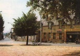 B27398 Chaumont Sur Tharonne - Place De L'Eglise - Non Classificati