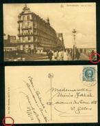 Blankenberge Hotel De L' Ocean 1928 - Blankenberge