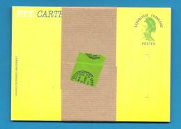 10 Entiers Postaux LIBERTE DE GANDON (ref. STORCH LIB E1) - 1984. NEUF ENCORE EMBALLE EN PAQUETS - 1961-....