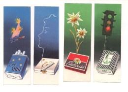 $3-4799 Segnalibro Seneca Forse Sigarette 2 Diversi Perfetti - Segnalibri