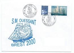 15319 - SOUS MARIN OUESSANT - FÊTE DE BREST 2000