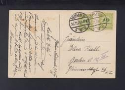 Dt. Reich PK 1923 10 Milliarden MeF - Deutschland