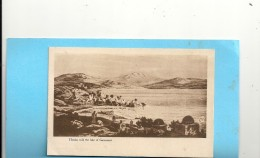 - TIBERIAS WITH THE LAKE OF GEN NESARET . NON ECRITE - Israel