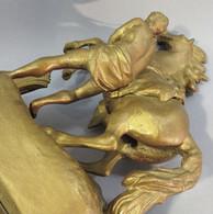 *CHEVAL DE MARLY - Coustou Marly Le Roi Sculpture Equitation Statue - Sculptures