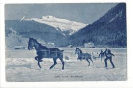 15766 - Davos Ski-Kjöring - GR Grisons