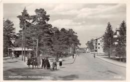 Sockholm, Abrahamsberg, Abrahamsbergsvägen - Suède