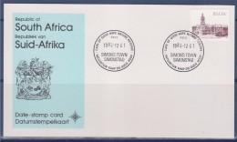 = Réserve Du Cap De Bonne Espérance Réseve Naturelle, Carte, Afrique Du Sud, 1 Timbre 1983-12-01 - Afrique Du Sud (1961-...)