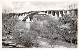 Stockholm, Fredhäll, Tranebergsbron - Suède
