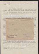 Dt. Reich Brief 1934 SA Der NSDAP Sturm 3/365 Selters Mit Inhalt - Deutschland
