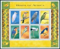 1999 Sierra Leone Uccelli Birds Vogel Oiseaux Block MNH** Sie18 - Sierra Leone (1961-...)