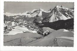 15774 - Inner-Arosa Mit Furkahörner Und Schiesshorn - GR Grisons