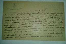 1468) Franchigia 1^ WW 1916 Militare 122 Reggimento Fanteria Viaggiata In Busta - Franchigia