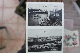 B2 - 62 - BOULOGNE SUR MER - LE PORT ET LA GARE MARITIME - 1939 - 1944 - Boulogne Sur Mer