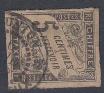 #109# COLONIES GENERALES TAXE N° 5 Oblitéré Entre-Deux (Réunion)