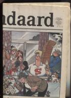 Nero - De Standaard - Volledige Krant 31/12/2002- 1/1/2003 - Laatste Verschijning Nero In Dagblad - Nero
