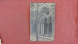 England > Lincolnshire > Lincoln-- RPPC- Choir Gallery Ref  2367 - Lincoln