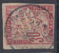 #109# COLONIES GENERALES TAXE N° 22 Oblitéré St-Pierre (Saint-Pierre-et-Miquelon)