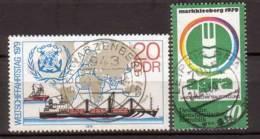 DDR , 1979 , Mi.Nr. 2405 / 2428 O / Used - DDR
