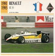 """Auto Da Collezione  """"Renault  1981  RE 30"""" (Francia) - Motori"""
