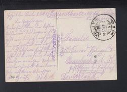 Hungary Field Post PPC 1915 Vejte - Briefe U. Dokumente