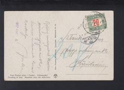Hungary PC 1917 Tax - Briefe U. Dokumente