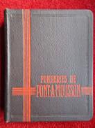 Catalogue / Fonderies De Pont-A-Mousson - Ohne Zuordnung