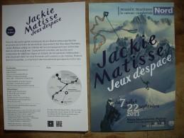 3-1164 CPM  Carte Postale Matisse Musée Le Cateau Cambresis Nord Jackie