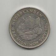 Pays-Bas.2 1/2 Gulden Juliana 1969 - Autres