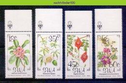 Mom154 FLORA BLOEMEN FLOWERS BLUMEN FLEURS FLORES  SWA 1990 PF/MNH