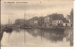 WILLEBROEK: Entree De L'ecluse - Willebroek