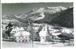 Chartreuse De La Valsainte En Hiver - FR Fribourg