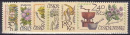 ** Tchécoslovaquie 1971 Mi 2023-8 (Yv 1870-5), (MNH)