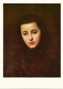 "RUSSIA - RUSSIE - RUSSLAND Leonid Zholdeiko ""Portrait Of A Young Woman"" - Schilderijen"
