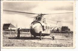 HERENTALS: Helicopterhaven - Herentals