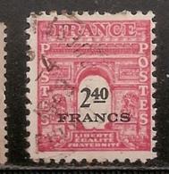 FRANCE N° 710 OBLITERE