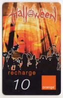 REUNION RECHARGE ORANGE HALLOWEEN Date 12/2005