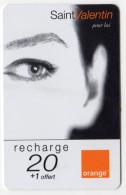 REUNION RECHARGE ORANGE SAINT VALENTIN Date 01/2002 - Reunion
