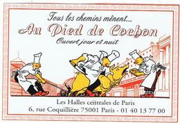 Au Pied De Cochon   Les Halles - Pubs, Hotels, Restaurants