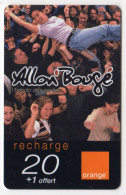 REUNION RECHARGE ORANGE ALLONS BOUGE Date 05/2002