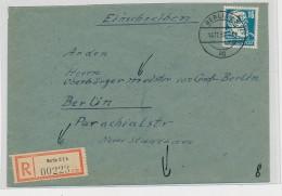 DDR  Beleg-  Berlin....( G3597 ) Siehe Foto