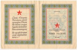 TURQUIE,TURKEY,TURKISH 1973 USED TELEGRAM - Historical Documents