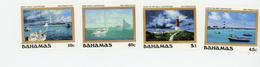 Bahamas 1987-Bateaux,phares-YT 624/7***MNH
