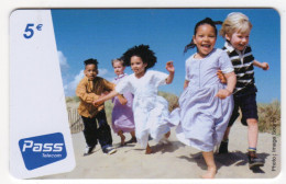ANTILLES FRANCAISES RECHARGE OUTREMER TELECOM 5€ - Antillen (Frans)