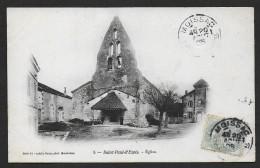SAINT PAUL D´ ESPIS - Eglise - Non Classés