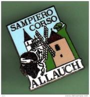 CORSE *** SAMPIERO CORSO ALLAUCH ***  CORSE-01 - Villes
