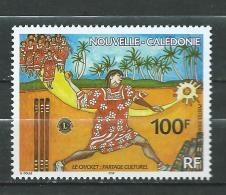 New Caledonia NOUVELLE CALEDONIE 2002 Cricket.sport.MNH - Nouvelle-Calédonie
