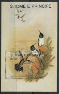 St Thomas Et Prince ** Bloc N° 65 - Oiseaux : Colibri -