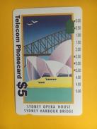 Australie Sydney Opera House & Harbour Bridge - Australie