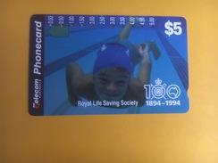 Australie Royal Life Saving Society 1984-1994 - Australie