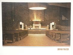 Postcard St Marys Church Red Deer Alberta My Ref B105 - Other